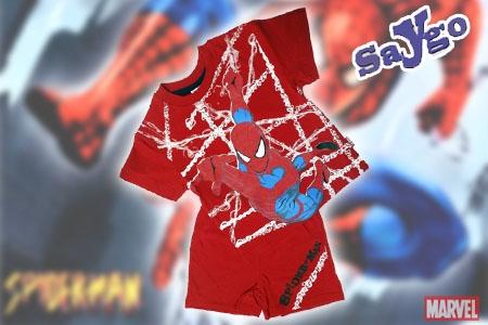 Conjunto Spiderman para niño por 6.95€ en vez de 12.95€ en Papelería y Regalos Saygo
