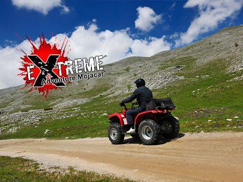 Ruta en Quad por Sierra Cabrera, solo 25 Euros. Disfruta la aventura con Extreme Adventure Mojácar