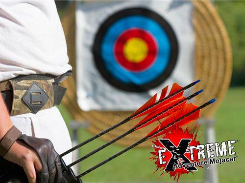 Serás el mejor Robbin Hood¿? Practica Tiro con Arco en Extreme Adventure Mojácar