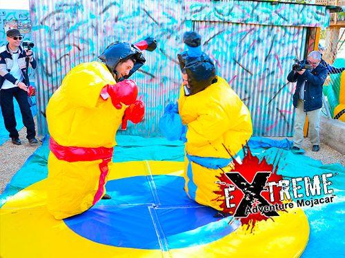 Diviértete con la Gimkana más divertida!! Humor Amarillo. Extreme Adventure Mojácar