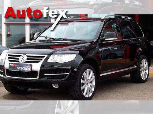 Volkswagen Touareg… que coche!! Autofex de Albox y Antas