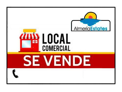 Local Comercial de 90m2, en el centro de Albox por 10000€. Inmobiliaria Almeria Estates