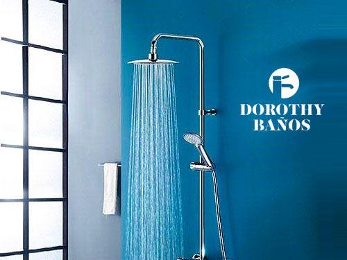 El placer de una ducha relajante,  con Dorothy Baños de Albox (Almería)