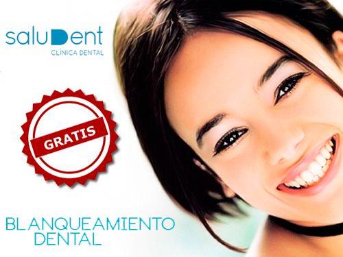 Dentistas en Huércal-Overa: Ahora Blanqueamiento GRATIS al realizar el tratamiento de Ortodoncia en Saludent