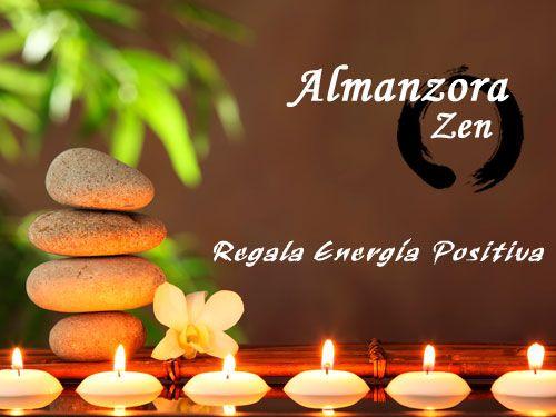 Cesta productos para regalar Energía Positiva esta Navidad en Almanzora Zen Albox