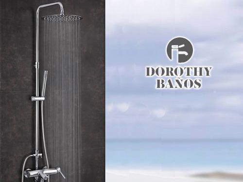 El placer de una ducha relajante…. ¡liquidación de columnas de ducha! Dorothy Baños de Albox (Almería)