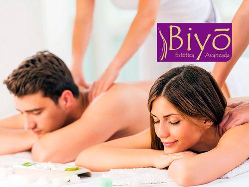 Plan en pareja para San Valentín: Masaje corporal y Facial + Presoterapia. Biyó Estética Avanzada, estéticas en Olula del Río