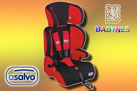 La silla de coche perfecta para tu hijo/a en Babynes de Huercal Overa por solo 59 €