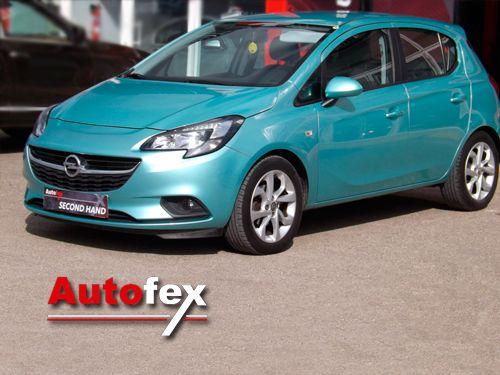 Opel Corsa con sólo 43000kms por 8500€. Autofex, coches de segunda mano en Albox y Antas