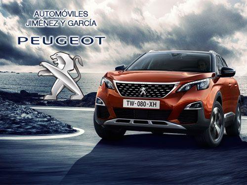 Siente el poder del nuevo Peugeot 3008! Prúebalo sin compromiso en Automóviles Jiménez y Garcia- Concesionario Peugeot de Albox