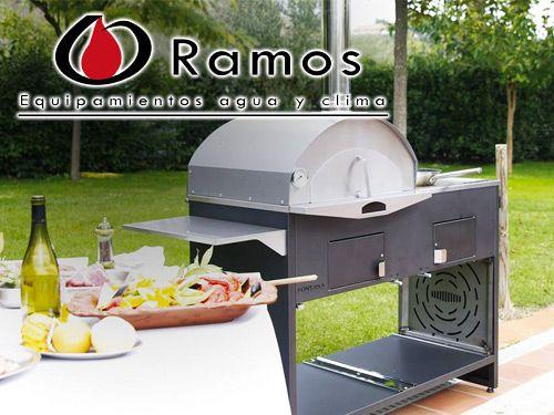 Disfruta el Verano con nuestras Barbacoas. Equipamientos Ramos de Fines (Almería)