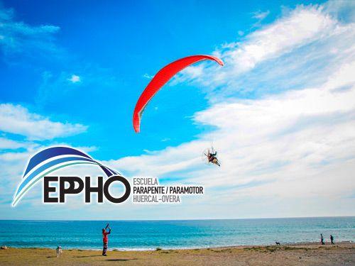 Vuelo en Parapente por Mojácar + Video Reportaje. Divisa sus playas y parajes más bonitos con EPPHO