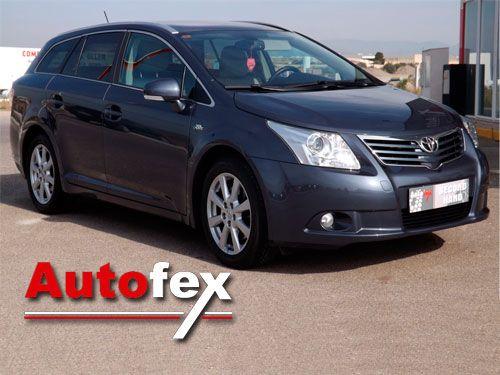 Toyota Avensis Advance automático, por 12.600 Euros!!! Autofex, coches de segunda mano en Albox y Antas