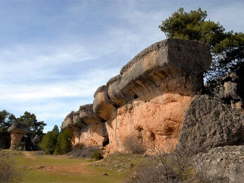 Walking Tour: La Ciudad encantada de Cuenca por 35 Euros.