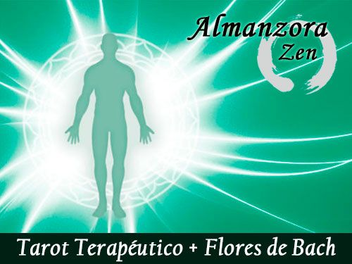 Tarot Terapéutico + Flores de Bach para eliminar miedos, estrés o depresiones en Almanzora Zen Albox