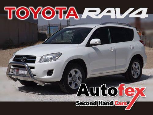 Vehículos Ocasión Albox: Toyota Rav4 Diesel por sólo 14.900 Euros en Autofex