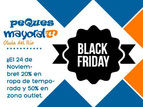 38273b6c12 Black Friday con hasta un 50% de descuento en ropa infantil y juvenil en  Peques Mayoral de Olula del Rio