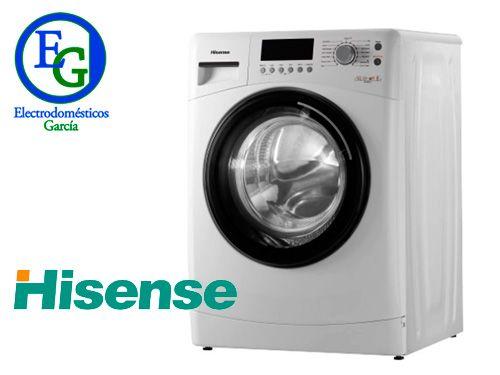 Lavadora Automática e instalación en Electrodomésticos Garcia de Velez-Rubio