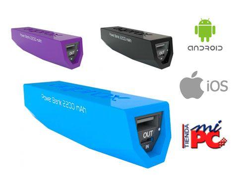 Consigue tu bateria externa universal por solo 4.29€ en Tienda Mi Pc de Albox