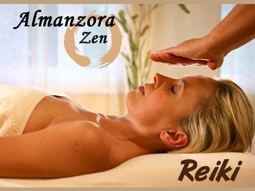 REIKI EN ALBOX: Sesión terapéutica de REIKI por 20€ en Almanzora Zen
