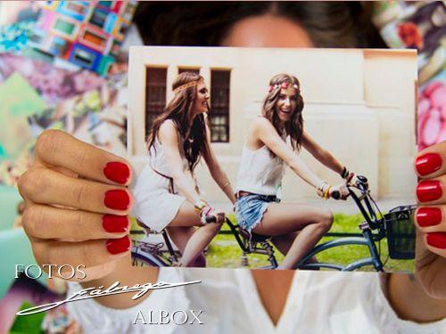 Si eres de los que acumulas Fotos en tu móvil, e  incluso en Facebook, Oferta especial en Fotos Fábrega Albox