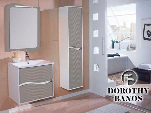 Mueble de Baño Conjunto Ondas o Columna Ondas desde 189€ con Dorothy Baños de Albox