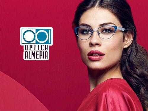 Disfruta tus Gafas de moda + Cristales Anti reflejantes desde sólo 67 Euros en Óptica Almería, Albox y Huércal-Overa