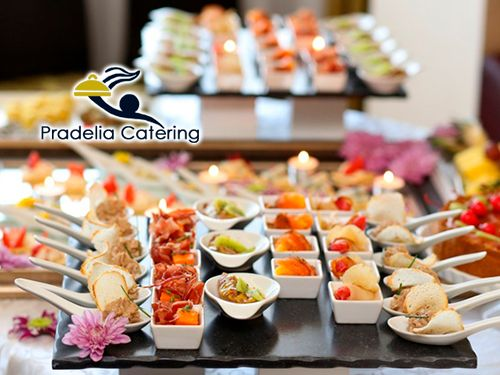 Celebra tu evento con Pradelia Catering en la provincia de Almería