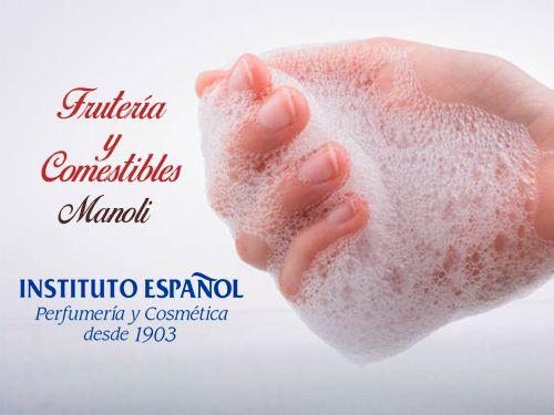Oferta especial Higiene para pieles atópicas del Instituto Español. Frutería y Comestibles Manoli en Arboleas-Albox