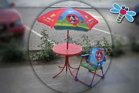 Conjunto de mesa y silla para tus niños antes 40€ ahora por 25€ en Juguetes Fantasía de Huercal Overa