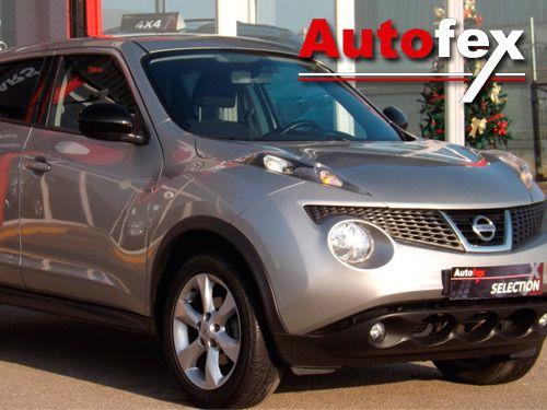 Nissan Juke Automático con cámara trasera!!. Autofex de Albox y Antas