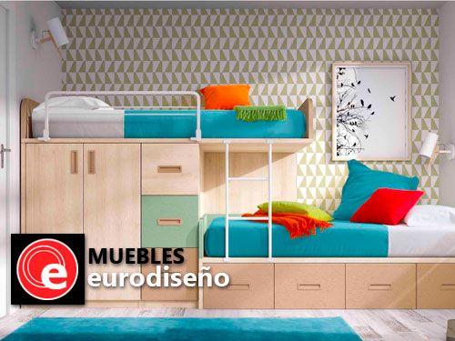 Muebles eurodise o - Dormitorios juveniles almeria ...