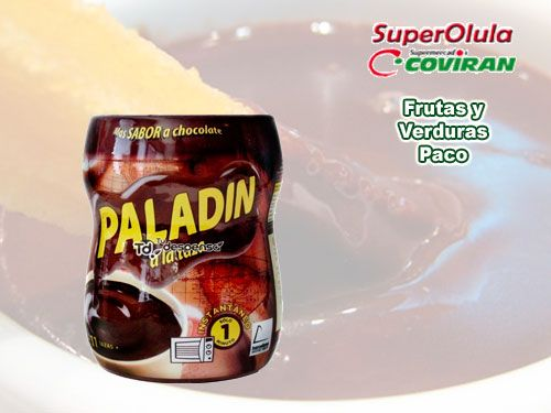 50% dto en Paladin instantáneo con Super Olula Coviran de Olula del Río