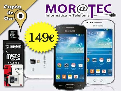 Smartphone Libre: Samsung Galaxy Trend Plus en Moratec Tíjola, Informática y Telefonía