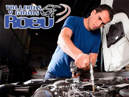 Ahorra en el Cambio de Aceite con Talleres y Gruas Roev, mecánicos en Albox (Almería)
