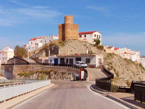 Ruta con encanto por la Sierra de los Filabres, visita Líjar, Chercos y Laroya