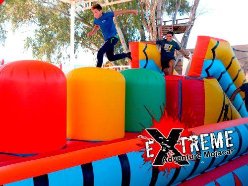 Diviértete con la Gimkana más divertida: Humor Amarillo!! Extreme Adventure Mojácar