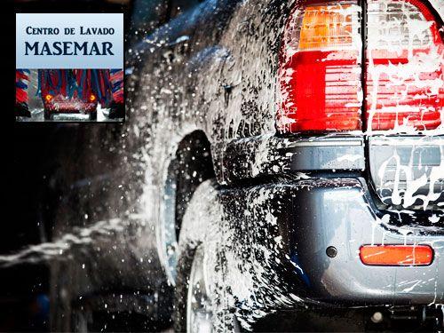 Es hora de una Limpieza Integral a tu vehículo!!  Centro de Lavado Masemar de Olula del Rio