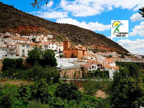 Ruta por la Sierra de los Filabres:  Líjar, Chercos y Laroya