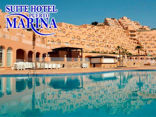 Dos Noches GRATIS con Desayuno Buffet en Suite Hotel Puerto Marina ****, Mojácar