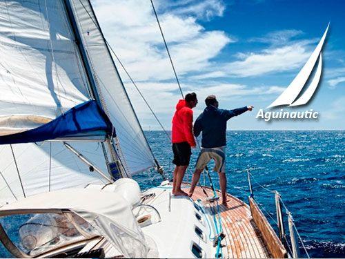 Navega y conoce los encantos de la Costa de Murcia, Cueva del Mármol y calas del parque Natural de Cabo Cope. Aguinautic