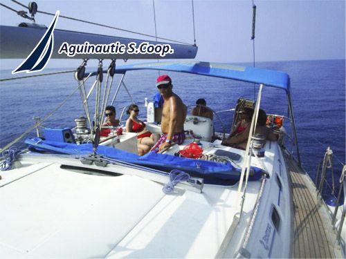 Cruceros por el Parque Natural Cabo Cope e Isla del Fraile en la Costa de Águilas