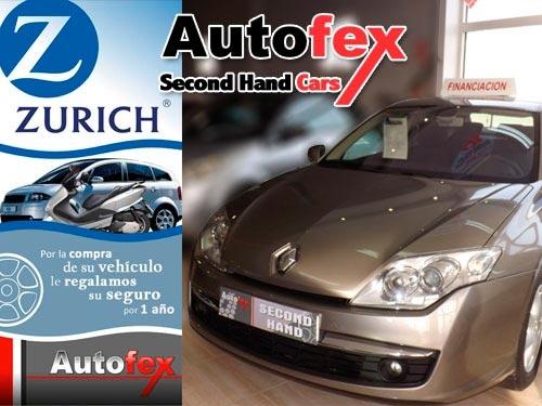 Por la compra de tu vehículo te regalamos el seguro por un año en Autofex Albox