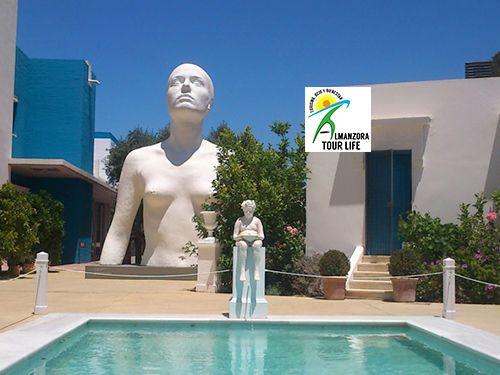 Ruta Histórica por Olula del Rio (Almería) - Visita Guiada a la historia de un pueblo ligado a la industria del mármol