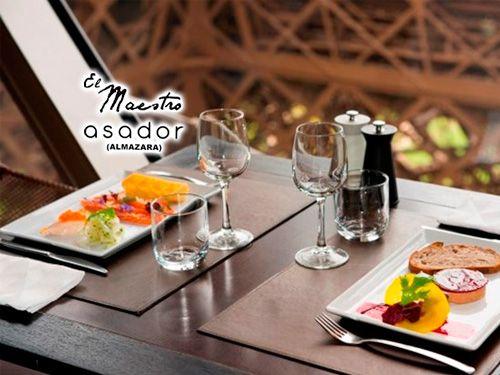 Jueves Temáticos en Asador el Maestro, restaurantes en Sierro