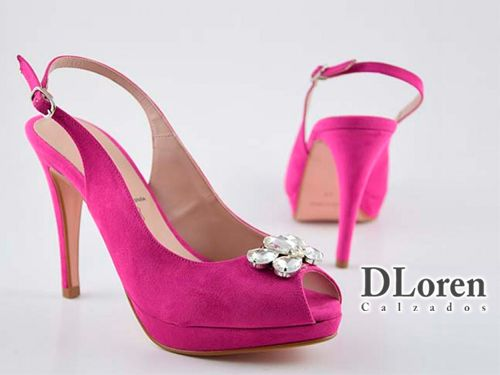 Zapato de Fiesta de Daniela Vega por 39€ en DLoren Calzados y Complementos de Albox