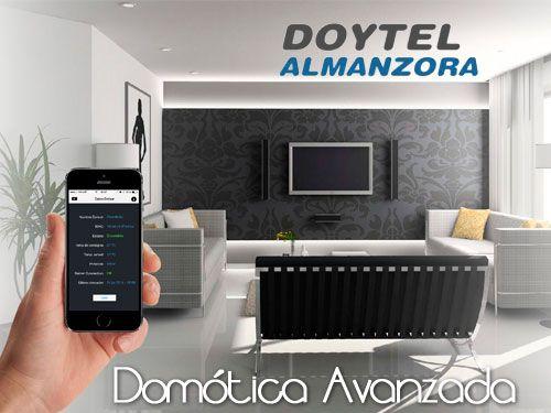 Le damos Confort a tu hogar. Sistemas de Domótica en Doytel Almanzora