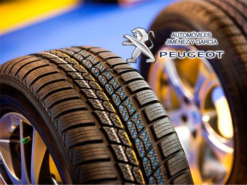 70% descuento en el 2º Neumático con Automóviles Jiménez y Garcia - Peugeot de Albox
