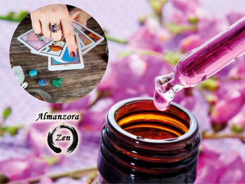 Tarot Terapéutico + Flores de Bach para eliminar miedos, estrés o depresiones en Almanzora Zen, tu tienda Zen en Albox