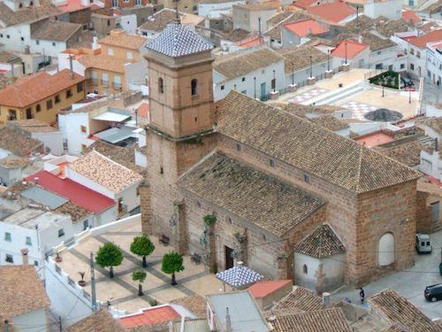 Ruta Histórica por la capital Morisca del Valle del Almanzora, Purchena